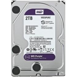 HD-WD WD20PURX 2TB HDD